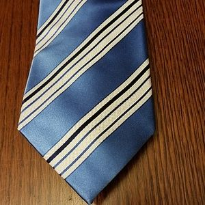 Dockers blue striped men's tie